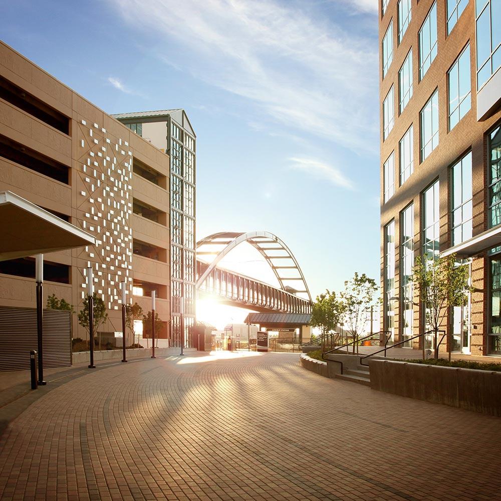 Light Rail Apartments